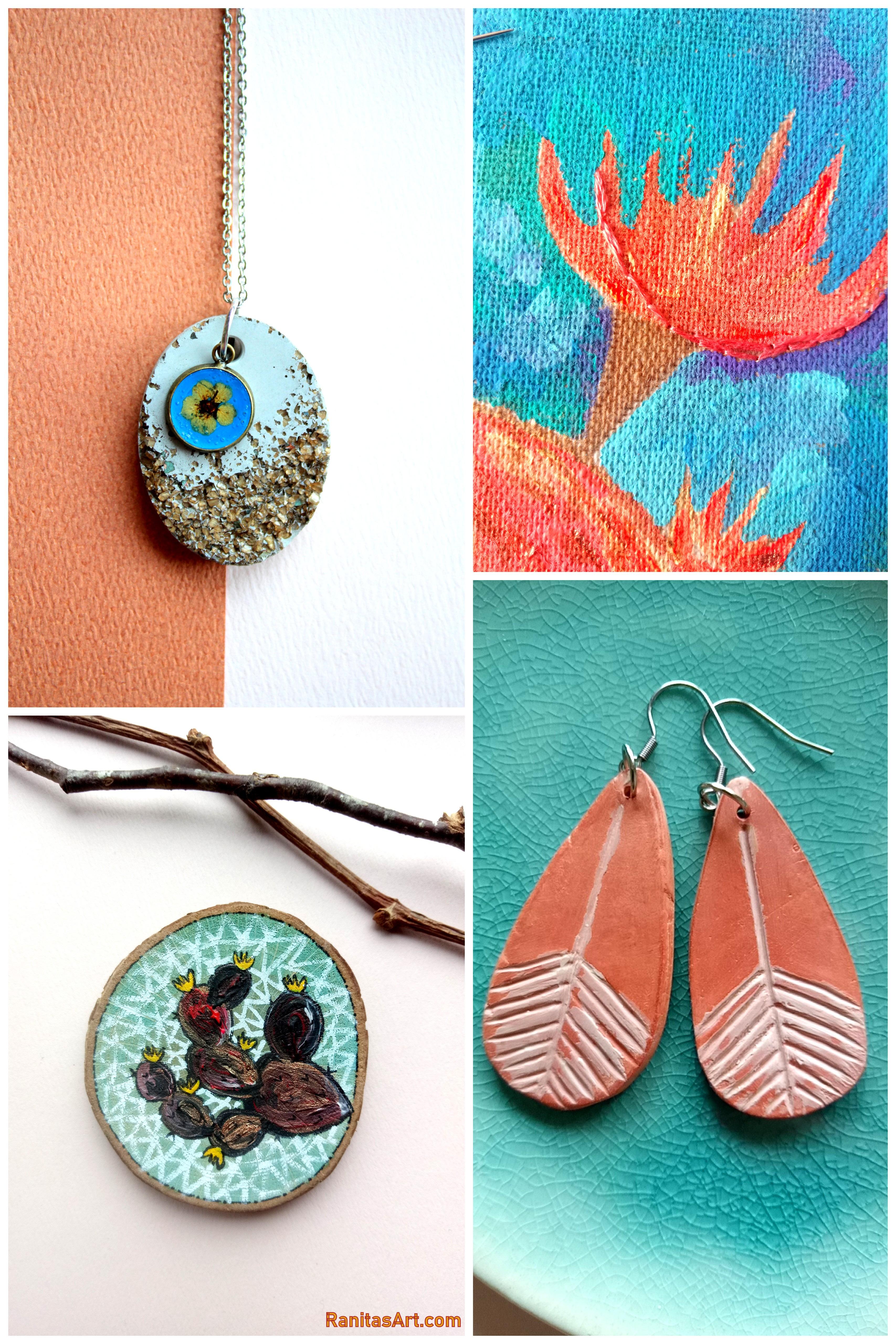 Handmades from Ranitasart.com